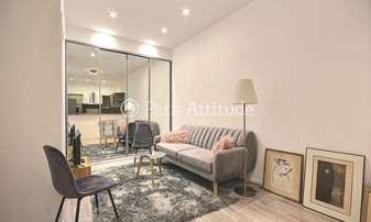 Rent Apartment 1 Bedroom 30m² rue Paul Sauniere, 16 Paris