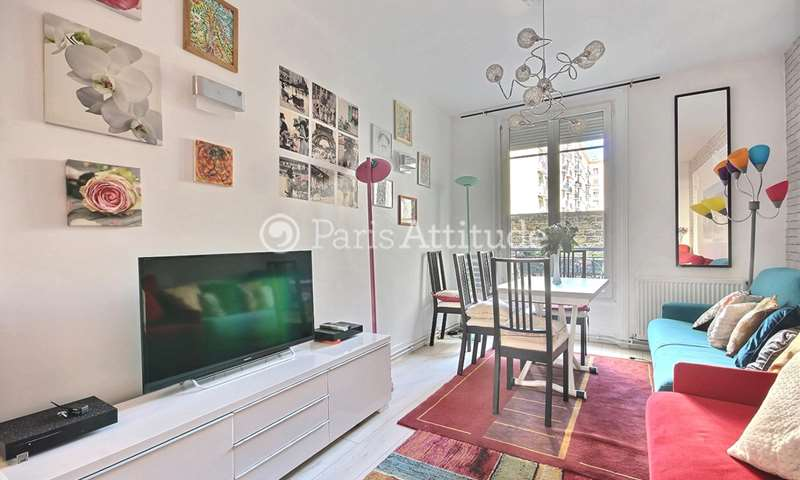 Location Appartement 1 Chambre 43m² rue Vasco de Gama, 15 Paris