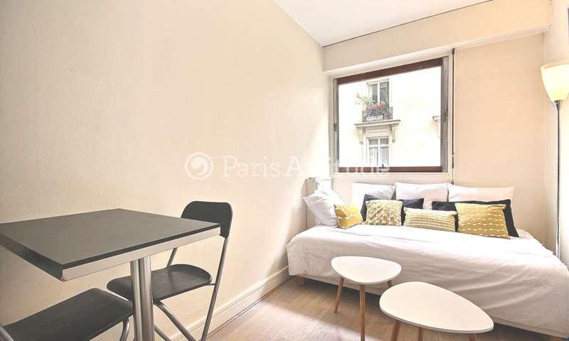 Rent Apartment Studio 14m² rue du Docteur Blanche, 16 Paris