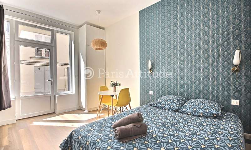 Rent Apartment Studio 19m² rue Popincourt, 75011 Paris