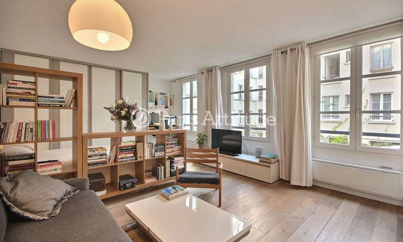 Location Appartement Studio 31m² avenue Ledru Rollin, 12 Paris