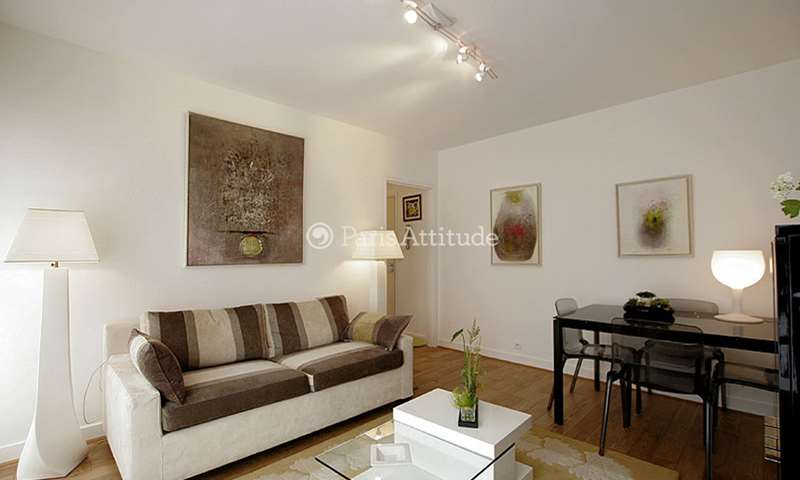 Rent Apartment 1 Bedroom 40m² rue Larochelle, 14 Paris