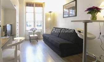 Rent Apartment Studio 18m² rue Charlot, 3 Paris