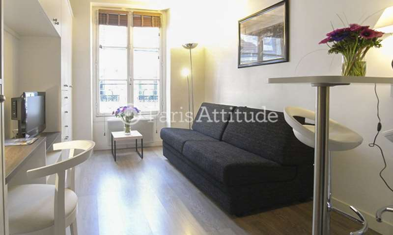 Location Appartement Studio 18m² rue Charlot, 3 Paris
