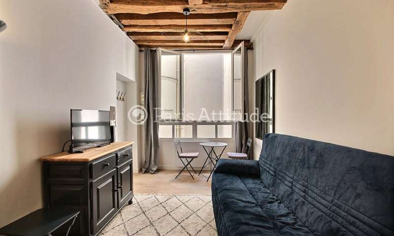 Location Appartement Studio 20m² rue Saint Honore, 1 Paris