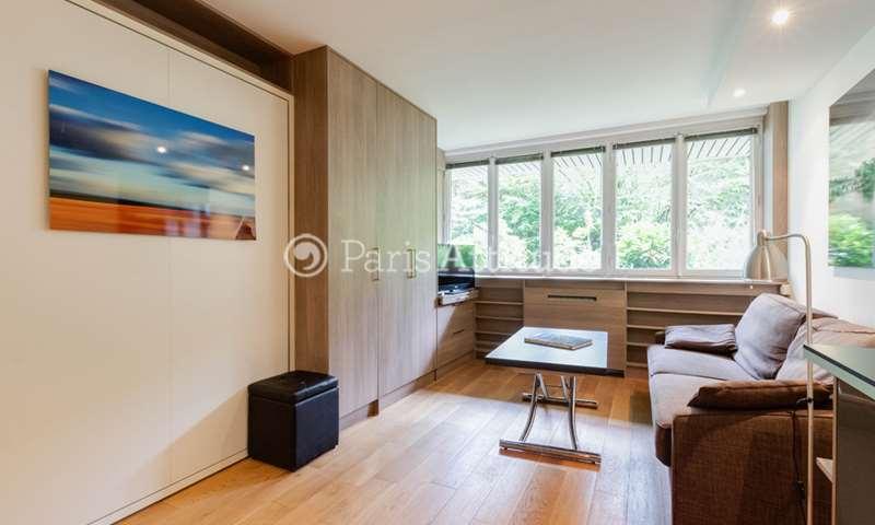 Location Appartement Studio 25m² rue du Cherche Midi, 6 Paris