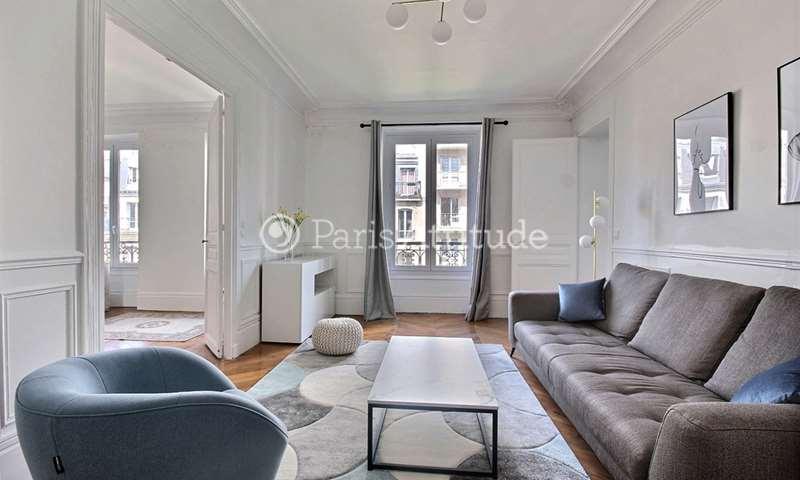 Rent Apartment 1 Bedroom 80m² avenue Mozart, 16 Paris