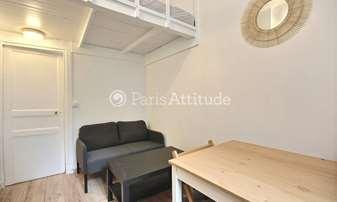 Rent Apartment Studio 16m² passage du Mont Cenis, 18 Paris