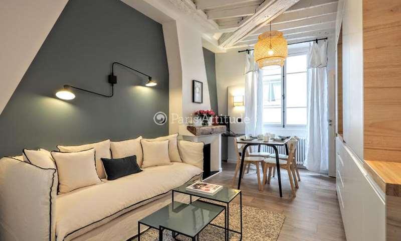 Location Appartement 1 Chambre 34m² rue de Varenne, 7 Paris