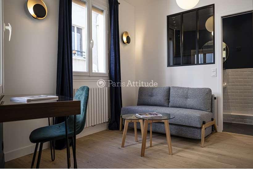 Louer Appartement meublé Studio 13m² rue Caffarelli, 75003 Paris