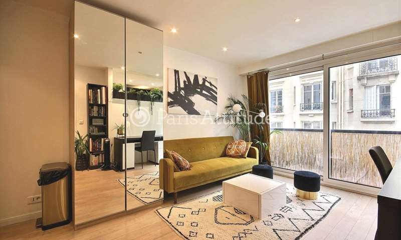 Location Appartement Studio 30m² rue Paul Sauniere, 16 Paris
