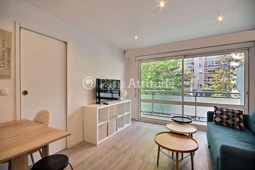Rent furnished Apartment 1 Bedroom 34m² Rue Victor Hugo, 92400 Courbevoie