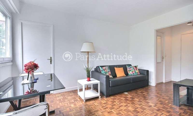 Location Appartement 1 Chambre 36m² rue Parent de Rosan, 16 Paris