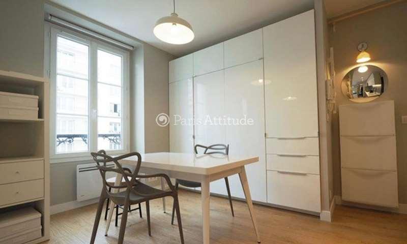 Rent Apartment Studio 19m² rue Saint Placide, 6 Paris