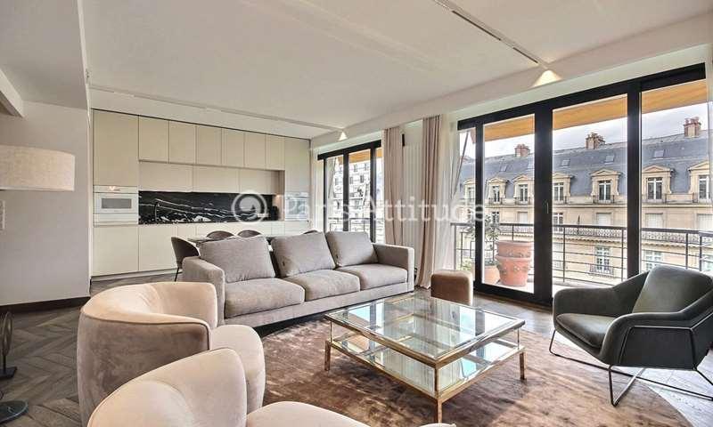 Aluguel Apartamento 2 quartos 99m² avenue Montaigne, 8 Paris