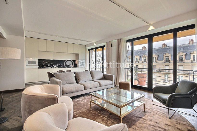 Aluguel Apartamento mobiliado 2 quartos 99m² avenue Montaigne, 75008 Paris