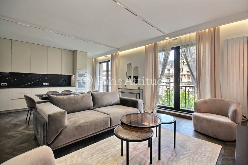 Aluguel Apartamento mobiliado 2 quartos 85m² avenue Montaigne, 75008 Paris