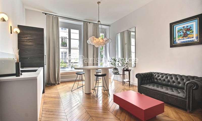 Aluguel Apartamento Quitinete 45m² rue Jacob, 6 Paris