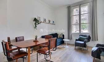 Rent Apartment 2 Bedrooms 44m² rue de Tolbiac, 13 Paris