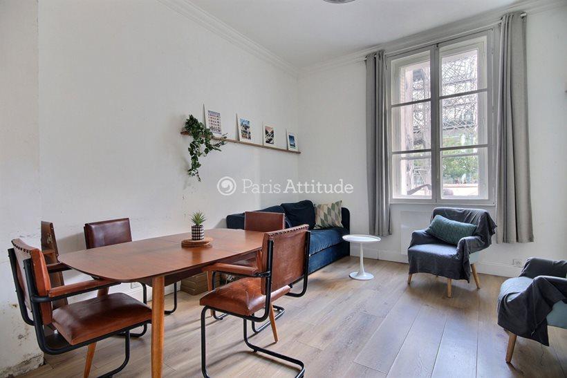 Louer Appartement meublé 2 Chambres 44m² rue de Tolbiac, 75013 Paris
