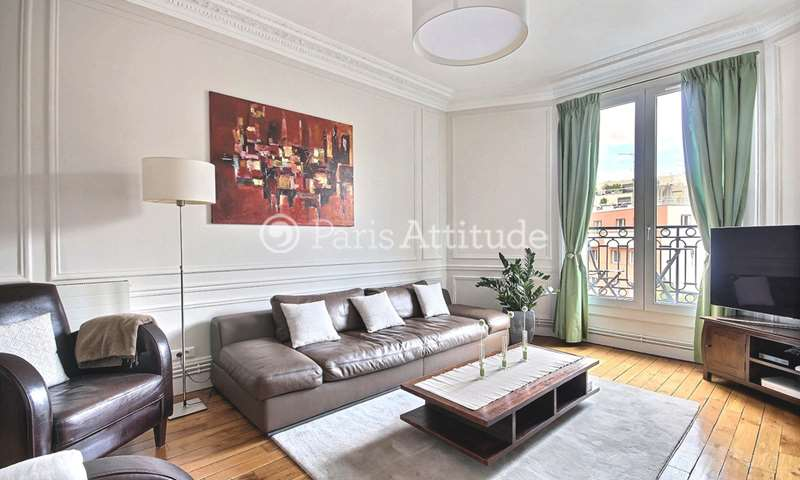 Rent Apartment 3 Bedrooms 99m² rue Antoine Chantin, 14 Paris