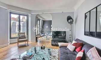 Aluguel Apartamento 2 quartos 70m² rue Gaston Coute, 18 Paris