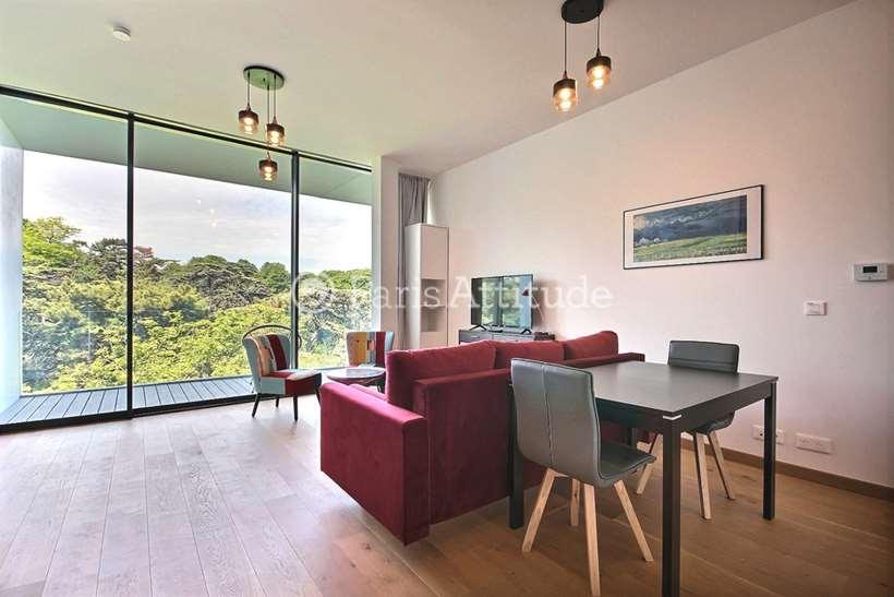 Rent furnished Apartment Studio 39m² rue Gazan, 75014 Paris
