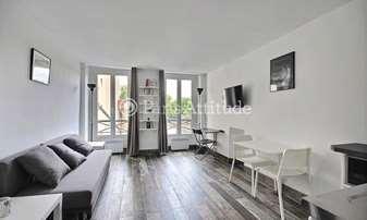 Location Appartement Studio 24m² Rue de la Gaite, 14 Paris