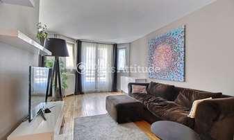 Rent Apartment 1 Bedroom 50m² rue Saint Jacques, 5 Paris