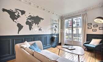 Rent Apartment 2 Bedrooms 57m² rue Cyrano de Bergerac, 18 Paris