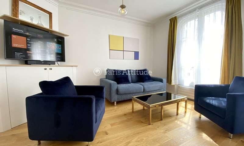 Location Appartement 1 Chambre 57m² rue Stephenson, 18 Paris