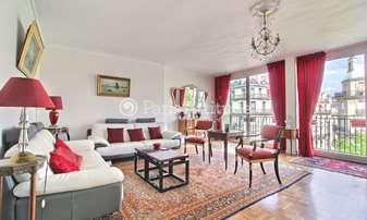 Rent Apartment 3 Bedrooms 117m² avenue Kleber, 16 Paris