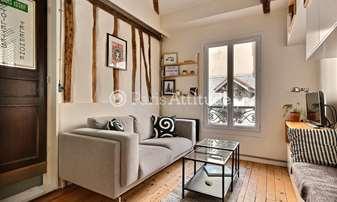 Aluguel Apartamento Studio 26m² avenue de Clichy, 17 Paris