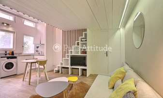 Rent Apartment Studio 24m² rue Saint Maur, 11 Paris