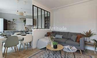 Rent Apartment 2 Bedrooms 62m² boulevard Pasteur, 15 Paris