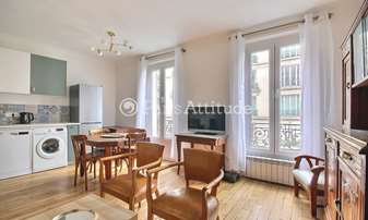 Aluguel Apartamento 1 quarto 42m² rue d Avron, 20 Paris