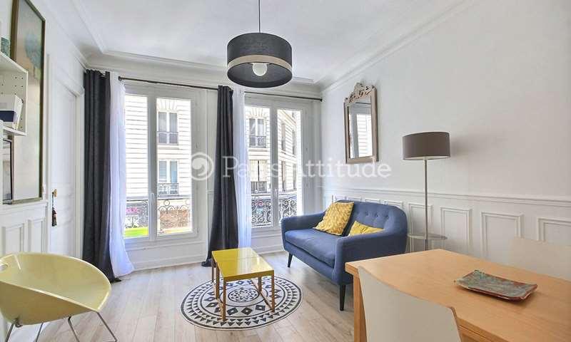Rent Apartment 1 Bedroom 33m² rue Paul Bert, 11 Paris