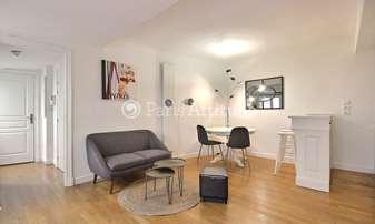 Location Appartement Alcove Studio 32m² boulevard Malesherbes, 8 Paris