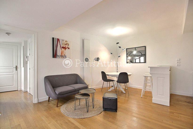 Aluguel Apartamento mobiliado Studio 32m² boulevard Malesherbes, 75008 Paris