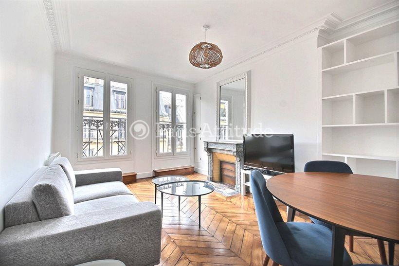 Louer Appartement meublé 1 Chambre 39m² rue des Filles Du Calvaire, 75003 Paris