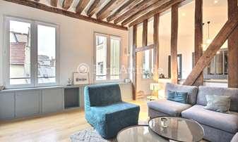 Aluguel Apartamento 2 quartos 50m² rue Beauregard, 2 Paris