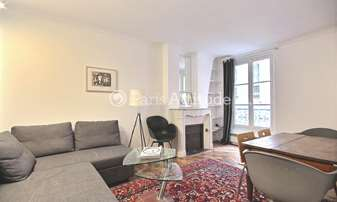 Rent Apartment 1 Bedroom 40m² rue de la Tacherie, 4 Paris