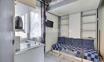 Rent Apartment Studio 12m² rue des Deux Ponts, 4 Paris