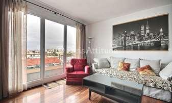 Rent Apartment 2 Bedrooms 68m² avenue du Maine, 15 Paris