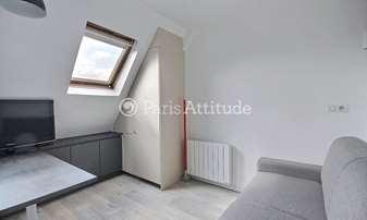 Rent Apartment Studio 12m² rue Gustave Zede, 16 Paris