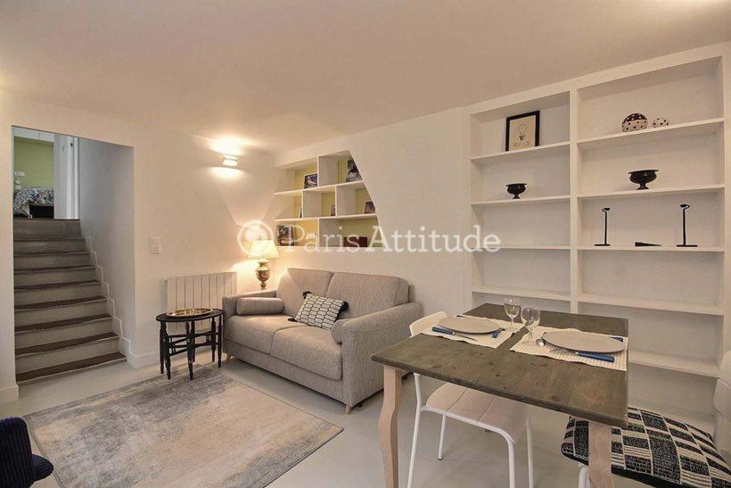 Louer Appartement meublé 1 Chambre 35m² rue Barbette, 75003 Paris