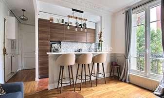 Rent Apartment 1 Bedroom 31m² rue Desnouettes, 15 Paris