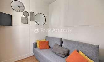 Rent Apartment Studio 16m² rue des Rosiers, 4 Paris