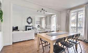 Rent Apartment 1 Bedroom 60m² rue de la Fontaine Au Roi, 11 Paris