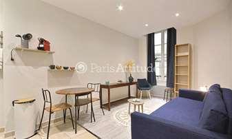 Rent Apartment Studio 25m² rue Custine, 18 Paris
